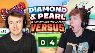 BRIDGING THE GAP! o Pokemon Diamond and Pearl Versus o EP 04