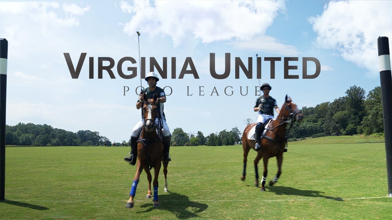What is Virginia United Polo League?