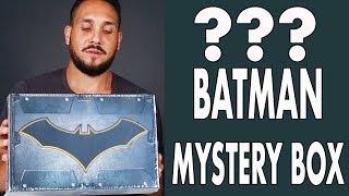 We Bought A Batman Mystery Box