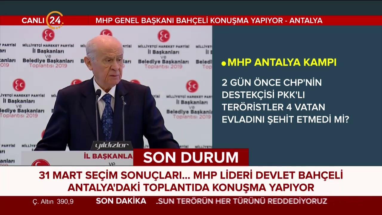 MHP Lideri Bahçeli: Kızgın demiri soğutalım ama demir alan melaneti ağırdan almayalım