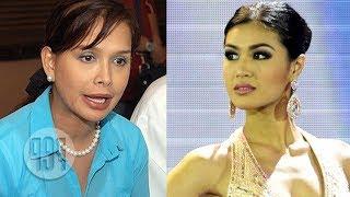 MELANIE MARQUEZ nagsermon sa pamangking beauty queen na si WYNWYN MARQUEZ bago tumulak sa Bolivia!