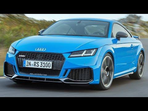 2019 Audi TT RS - Compact Premium Sports Car