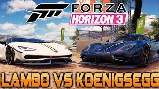 Forza Horizon 3 / FH - 4 მდე დარჩა 13 დღე