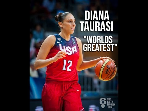 "Diana Taurasi ""Worlds Greatest"""