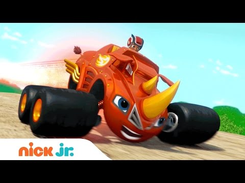 Blaze Wild Wheels Special Premieres Memorial Day! | Blaze and the Monster Machines | Nick Jr.