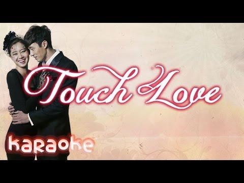 T Yoon Mi Rae - Touch Love [karaoke] - YouTube
