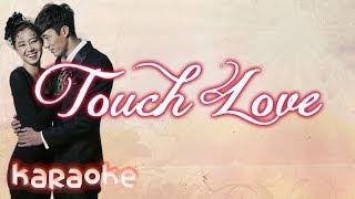 T Yoon Mi Rae - Touch Love [karaoke]