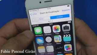 unboxing iphone 6 dourado brasil portugus modelo a1549