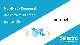Nordnet - Comparatif des forfaits Nordnet satellite et Nordnet fibre
