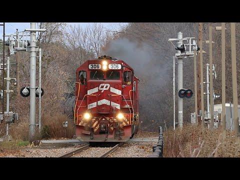 Vermont Railway's Northern Sub - November/December 2020