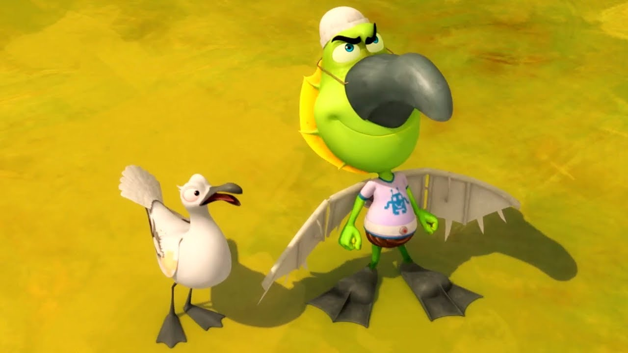 🌠 Псэмми – Пять детей и волшебство 🛸 | Хочу говорить, как чайки! (28 серия)