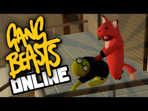 """Dansk Gang Beasts Online - """"BEDSTE SPIL NOGENSINDE!!!"""""""