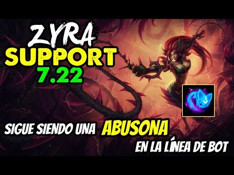 Zyra Support Build