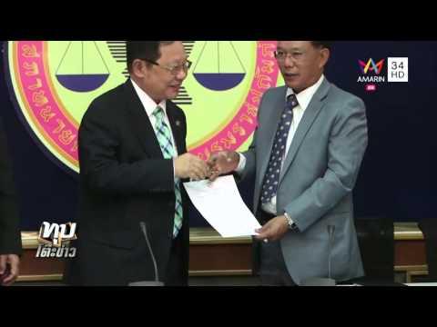 ทุบโต๊ะข่าว : ทูตพม่าพบสภาทนายความสู้คดีเกาะเต่า - ประท้วงอีกที่พญาตองซู 30/12/58