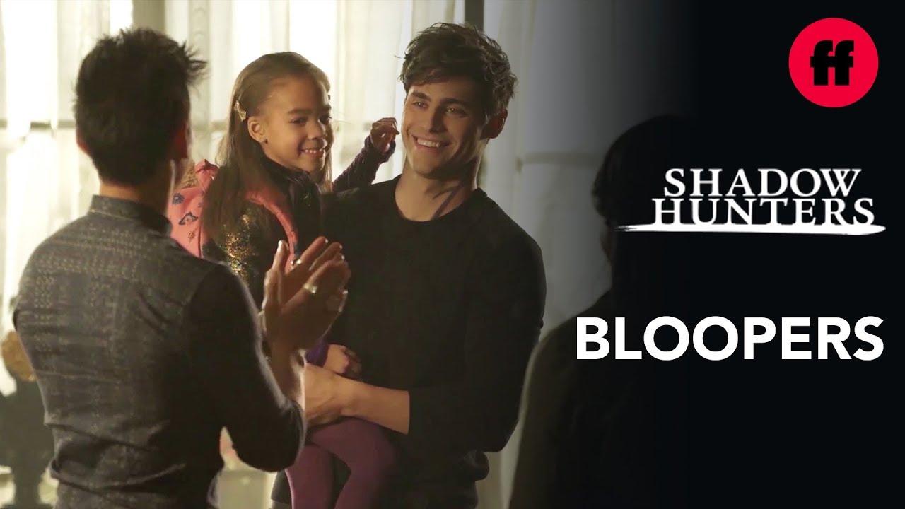 Download Shadowhunters | Season 3B Bloopers: Part 2 | Freeform