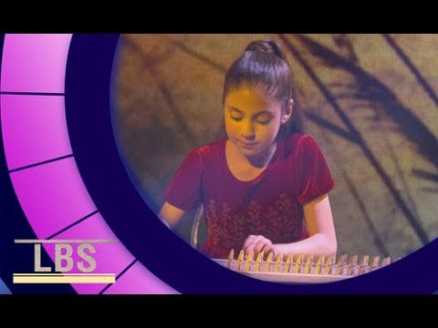 Meet Expert Qanun Musician Kristine | Little Big Shots Aus Season 2 Episode 6