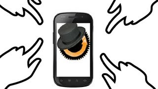How to Install ClockWorkMod Recovery Touch on Samsung Galaxy S2 / S II T989