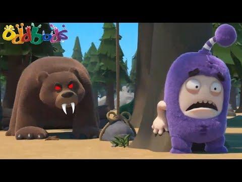 Oddbods Full Episode compilation | Camp It Up | Oddbods Show Cartoon Full Episodes