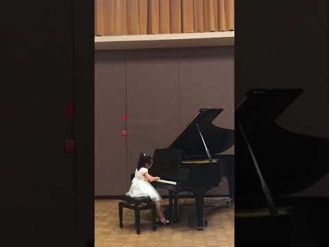 Wiosna Op 74 No 2 (2018 Associated Manitoba Arts Festivals) AMAF 6 1/2-year-old