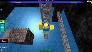 ROBLOX - Flood Escape - Extreme Mode Sneak Peek