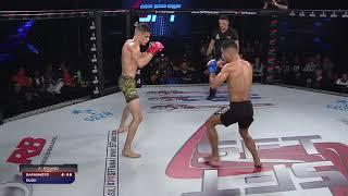 Melhores momentos da luta entre Eduardo Dudu e Bruno Gafanhoto.