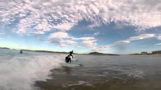 Suances Surf House Los Locos octubre 2014