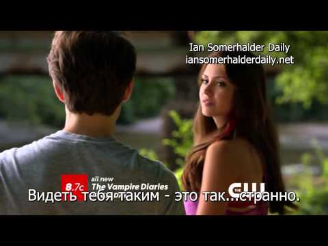 The Vampire Diaries - For Whom the Bell Tolls Preview (rus subs)