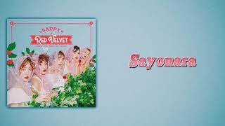 Red Velvet - Sayonara (Slow Version)