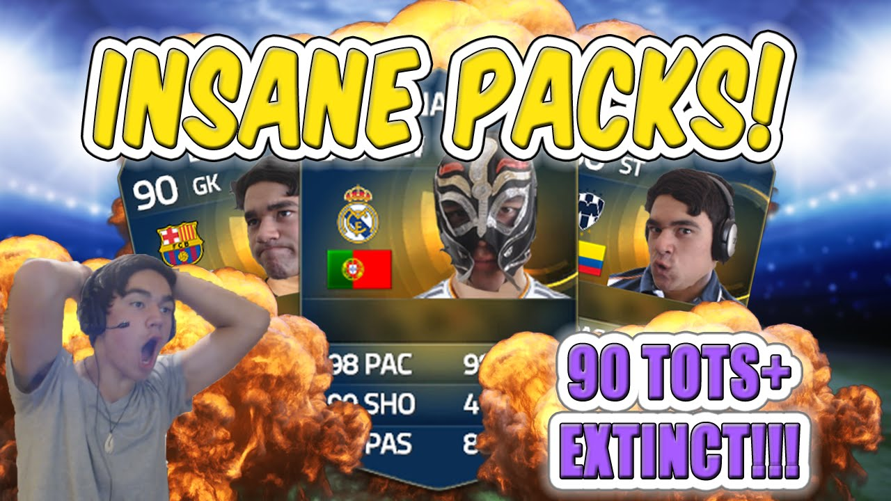 how to pack tots players
