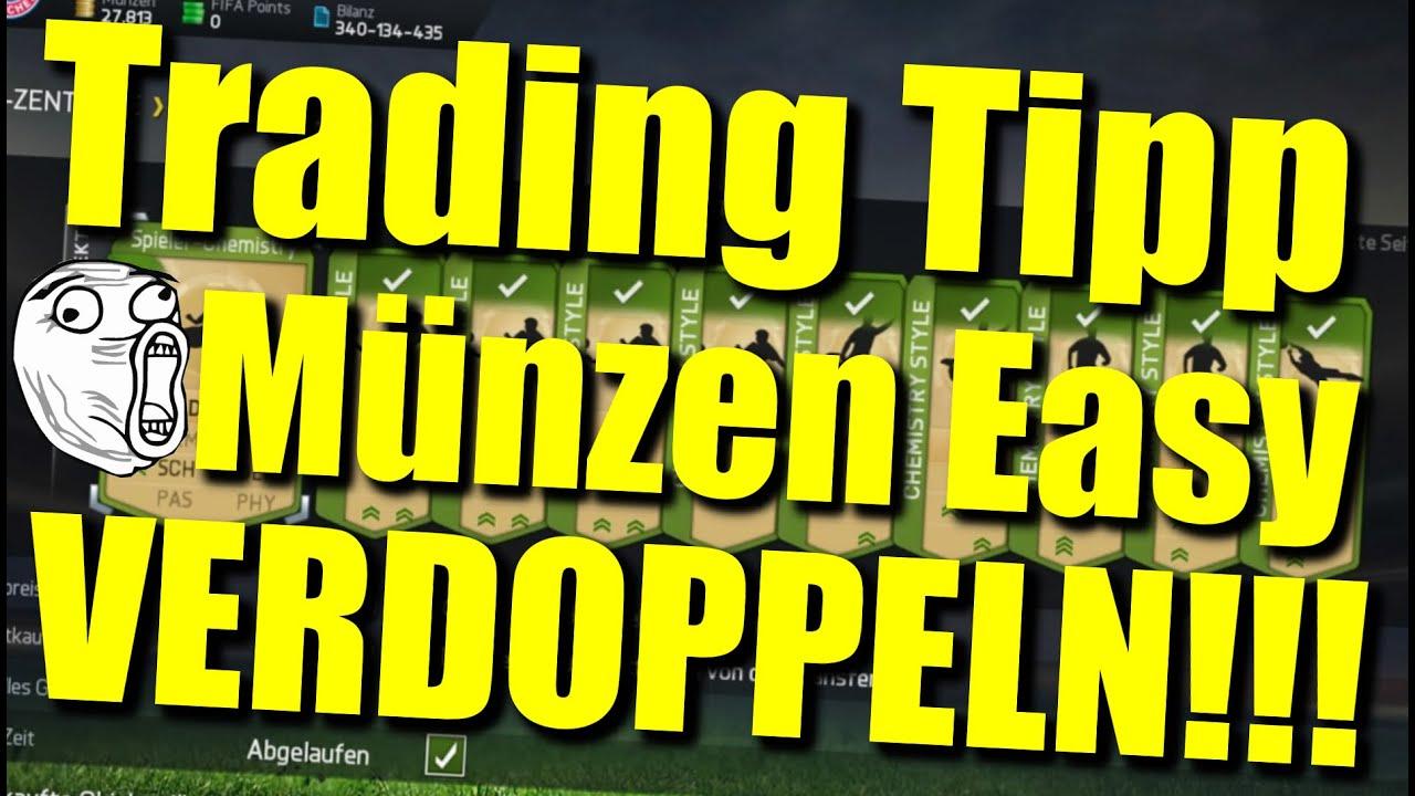 Trading Tipps Münzen Verdoppeln Mega Profit Trading Tipps Fifa 15