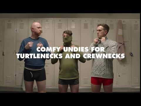 Turtlenecks & Crewnecks   Longneck