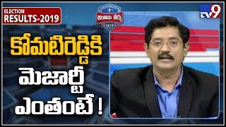 Congress leader Komatireddy Venkat Reddy wins over TRS - TV9