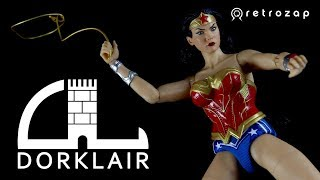 Mezco Classic Wonder Woman Review - One:12 Collective Exclusive - Dorklair
