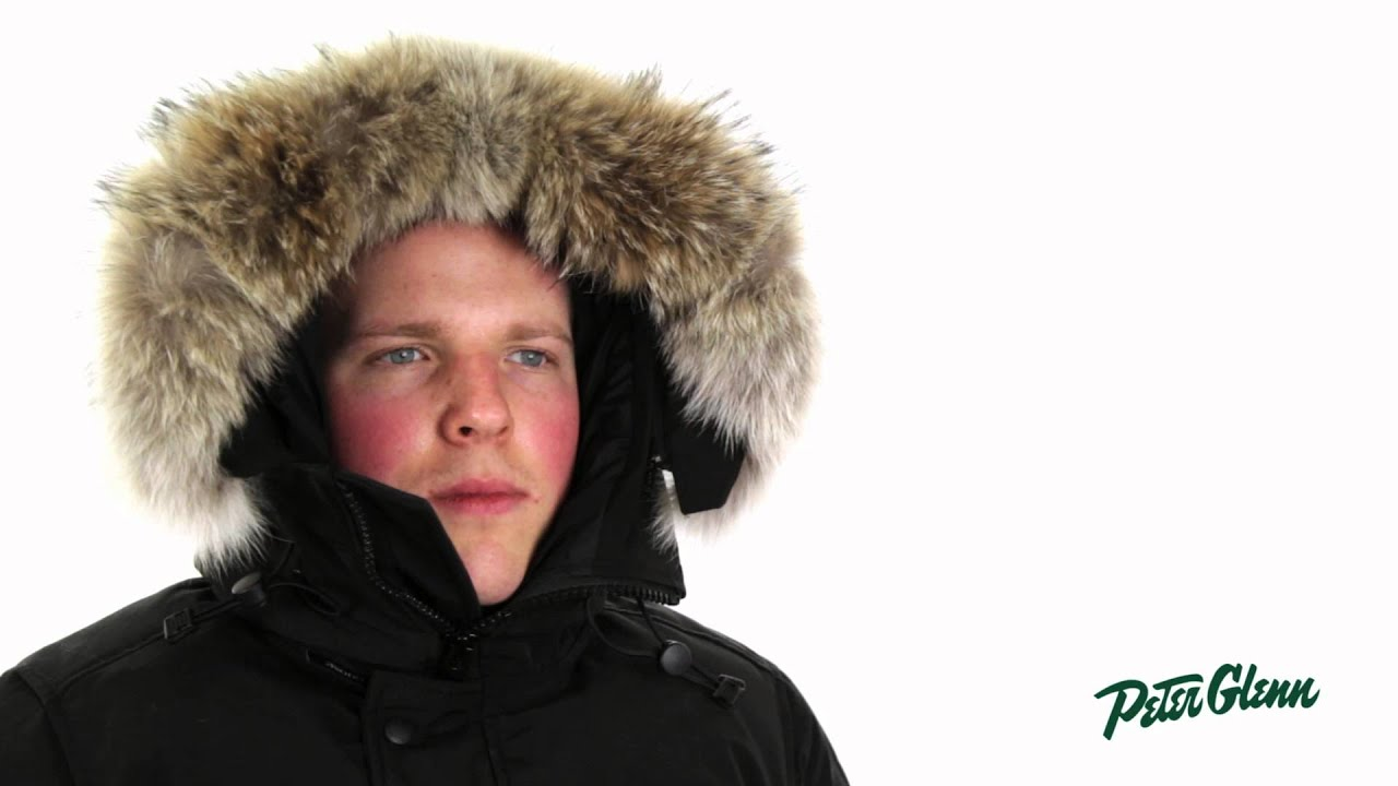 canada goose shelburne parka youtube
