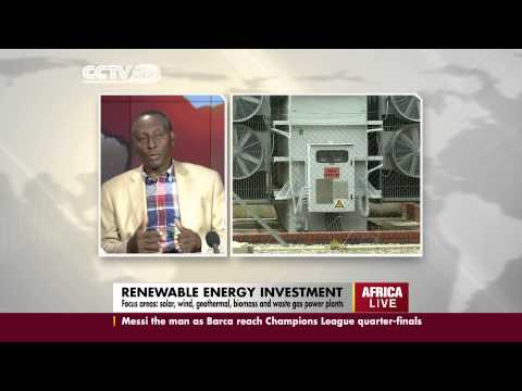 Eddy Njoroge on African Renewable Energy Fund