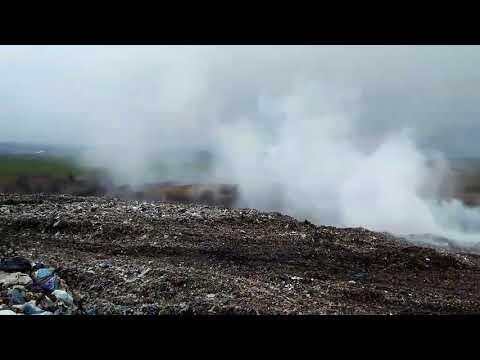 Новини Тернополя 20 хвилин: Пожежа на сміттєзвалищі біля Теребовлі