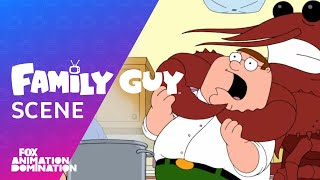 A Lobster Tries To Kill Peter  Season 18 Ep 12  FAMILY GUY