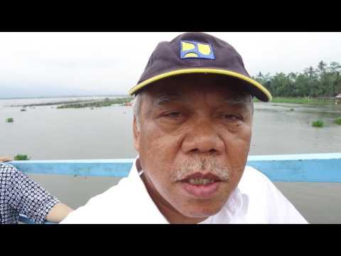 Vlog #2 Kunjungan Menteri PUPR ke Danau Rawapening