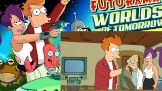 Futurama - O mau do século XX (parte 5)
