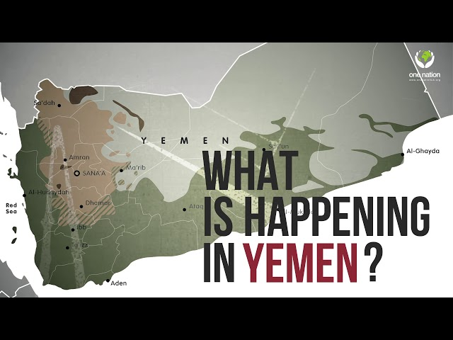 WHAT IS HAPPENING IN YEMEN ?