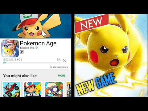 [120MB] Download New Pokemon Game For Android With Best Graphics 2019    Full Gameplay