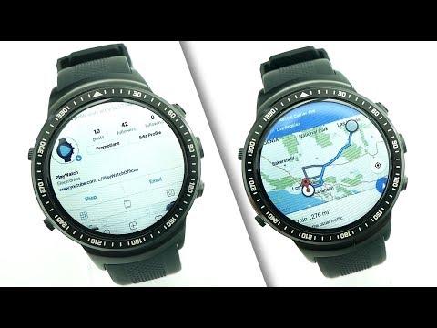 Zeblaze THOR PRO 3G Smartwatch 💲100 | Android 5.1| Instagram | Maps 🔍 #REVIEW