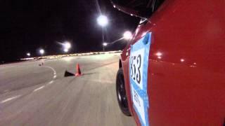 13 dodge dart 1 4 scca autocross 4th run out car 8 16 2014