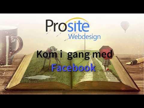 Lions; Kom i gang med Facebook