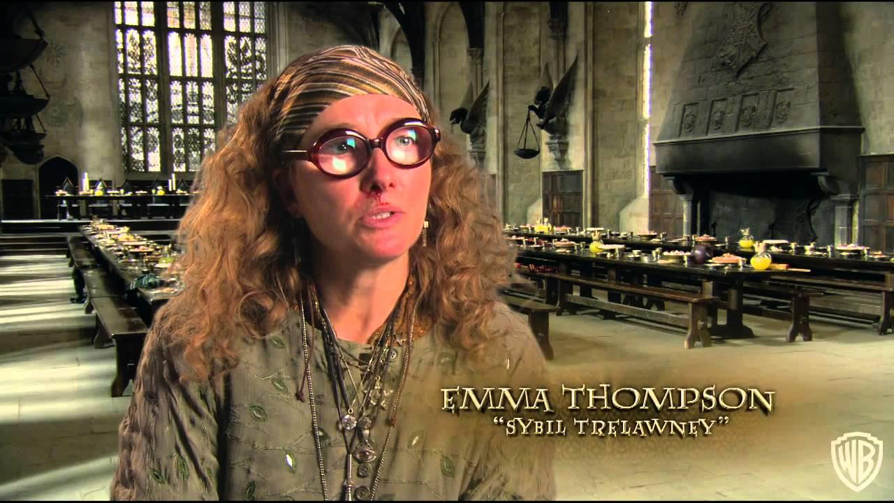 Emma Thompson Harry Potter