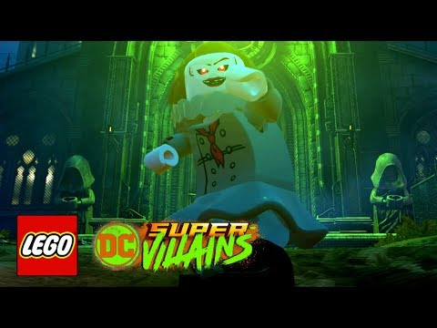LEGO DC Super-Villains: Countdown To Halloween - Episode 9: How To Make Pennywise The Dancing Clown!
