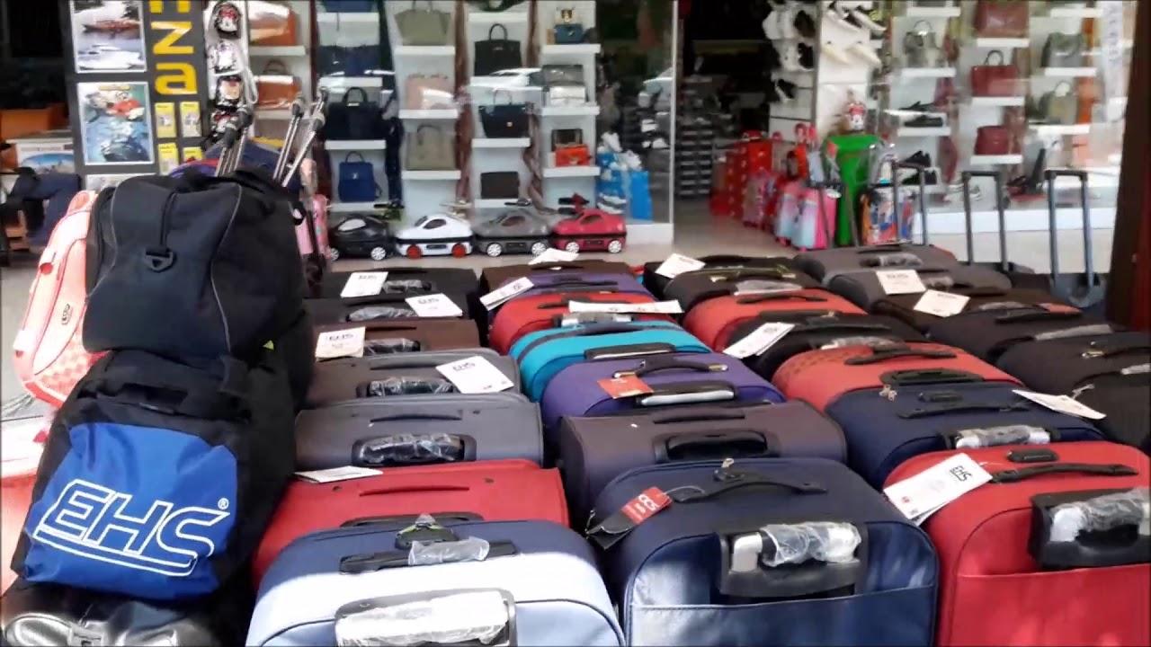 Бюджетный отдых в Турции 5/Магазины по пути с пляжа/Мы в Кемере/Турецкий рынок/дорога в аэропорт