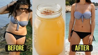 Drink This to Lose Belly Fat Fast / Lose 10 Pounds Fast / Cleanse Colon