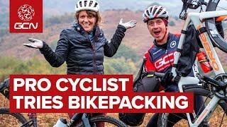When A Pro Cyclist Tries Bikepacking....