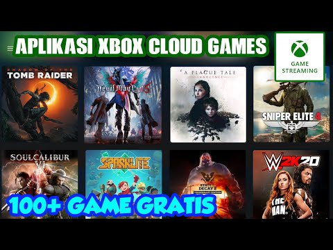 XBOX CLOUD GAMING DI ANDROID GRATIS UNLIMITED TIME